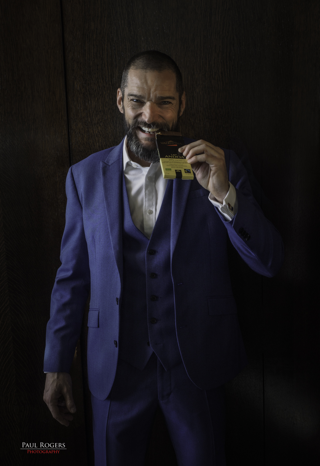 Chocs For Chance 2017 Fred Sirieix